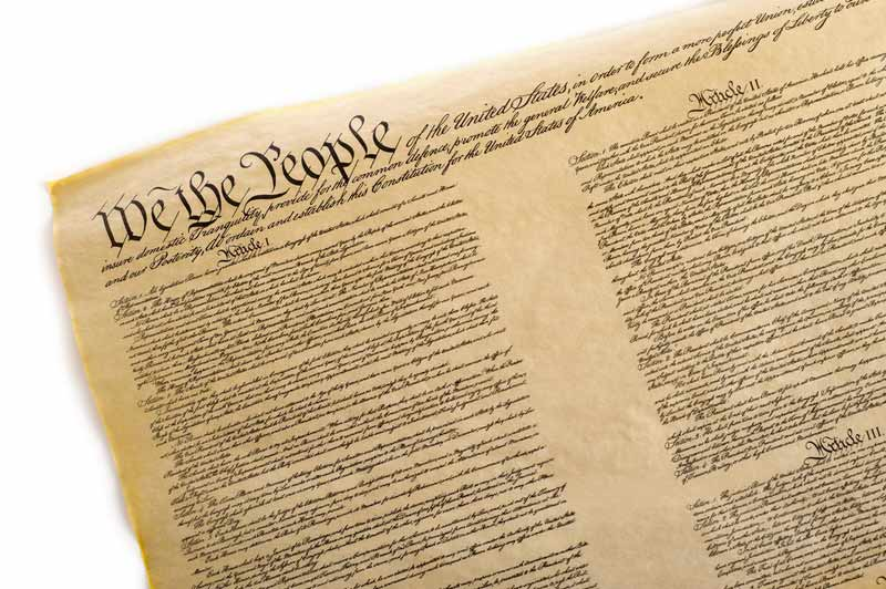 The Constitution of the United States of America - We the People